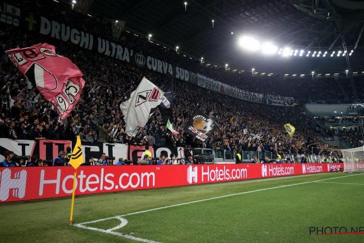 La Juve enregistre un nouveau départ