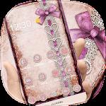Pink Love Diamond Theme Icon