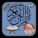 Al Huthaify Complete Quran Offline Mp3 HD icon