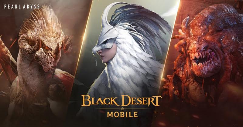 Black Desert Mobile เวิลด์บอส ซีซั่น 2 เริ่มต้นขึ้นแล้ว