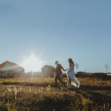 Bryllupsfotograf Anna Zhovner (Nushkin). Bilde av 31.10.2018
