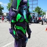 EVA at Anime North 2014 in Mississauga, Ontario, Canada