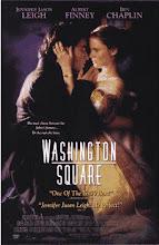 Photo: Washington Square movie poster - Union Square played the part of Washington Square
