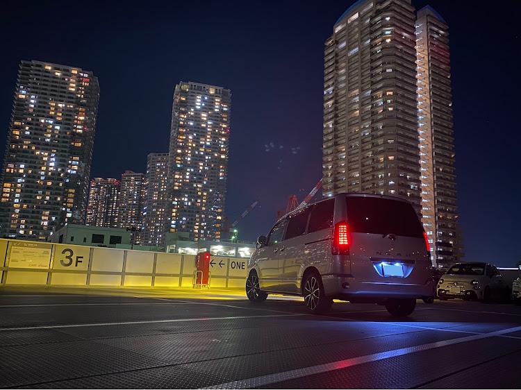 ノア AZR60Gの60系ノア,60ノアマフラー,60ノア,綺麗な夜景に関するカスタム&メンテナンスの投稿画像2枚目