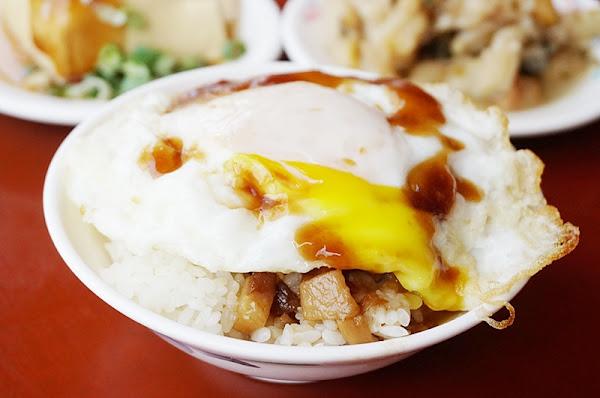滷肉范-半熟蛋滷肉飯、瓜仔肉飯、滷筍絲|板橋早餐推薦、近南雅早市(南雅夜市裡)