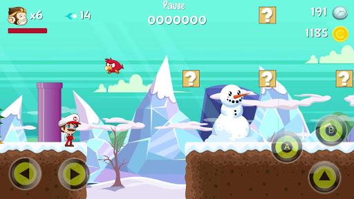 Capturas de pantalla de Super World 5