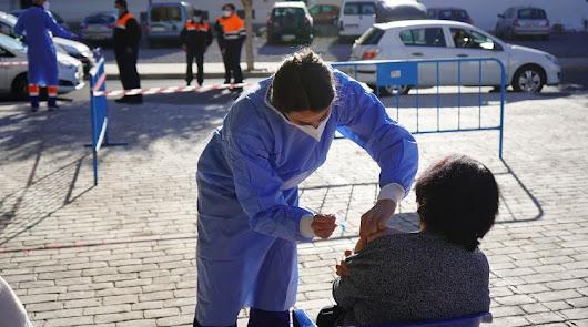 Los pueblos de Almería que están a punto de llegar a la inmunidad de grupo