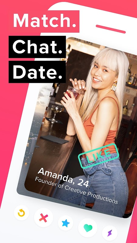Download Tinder APK latest version app for android devices - ApkZip com