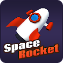 Space Rocket - Fly To The Moon icon