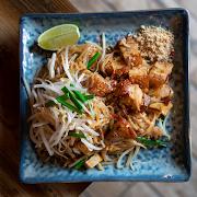 Pad Thai Crispy Belly Pork