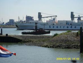 Photo: Nieuwe Waterweg (met dank aan Leo)