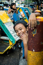 Photo: お鼻水チェックちゅうの娘の前でPogi Pose