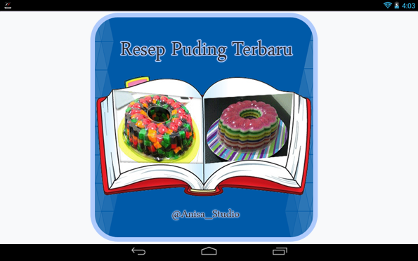 Resep Puding Terbaru Android Apps On Google Play