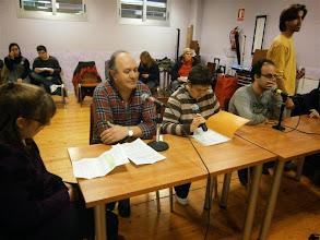 """Photo: Los Bandidos de la Hoya. Navidad. Diciembre 2012. Entrevistado: José Encontra """"Amigos de la Navidad""""."""