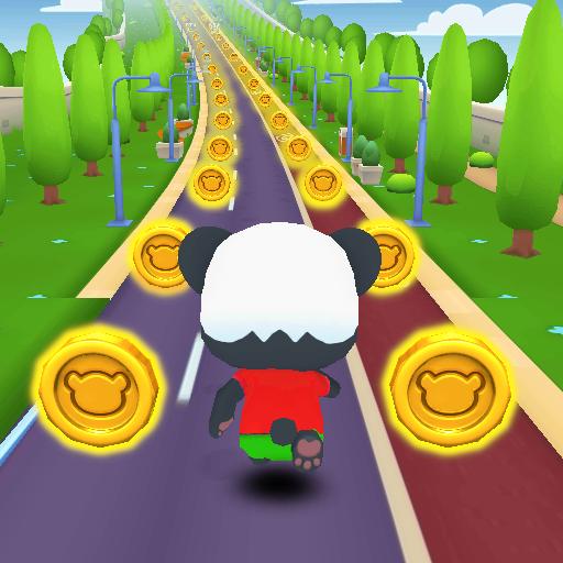 Panda Panda Run