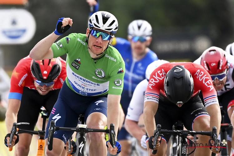 Druk najaar plots voor Sam Bennett: sprinter van Deceuninck-Quick.Step gaat ook naar het WK