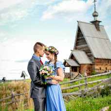 Wedding photographer Dasha Uzlova (uzlova). Photo of 05.12.2017