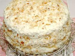 Ultimate Coconut Cake Recipe