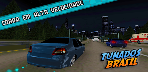 TUNADOS Brazil - 3D Racing is a racing simulation game with Brazilian cars !!!