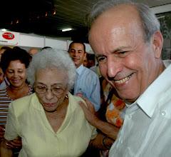 Photo: Ricardo Alarcon. President of Cuba's National Assembly. Tracey Eaton photo.