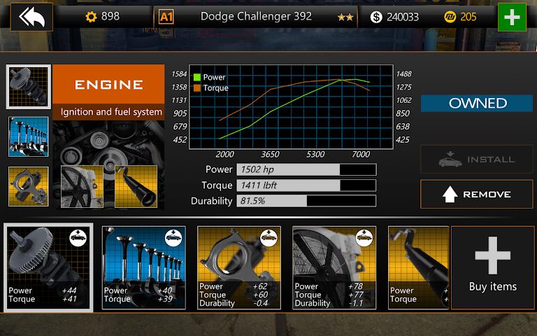 android Nitro Nation Racing Screenshot 5