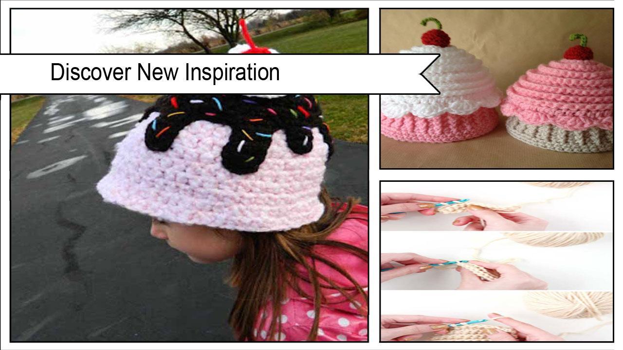 Best diy crochet cupcake hat for halloween android apps on best diy crochet cupcake hat for halloween screenshot bankloansurffo Images