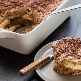 Dorie Greenspan's Milk Chocolate-Mochamisu Pie