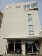 Photo: 今回の宿  HOTEL ながた