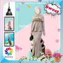 Style Hijab Party Dress icon