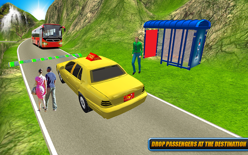 Crazy Taxi Cab Driver 3D for PC