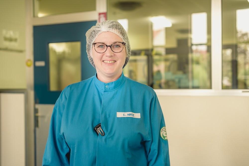Christelle Hirtz, Coordinateur qualité