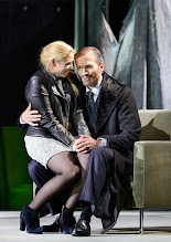 Photo: Theater an der Wien: La mère coupable Oper in drei Akten von Darius Milhaud . Premiere am 8.5.2015. Frederikke Kampmann, Markus Butter. Copyright: Barbara Zeininger