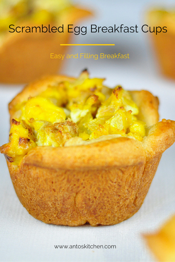 scrambled egg cups