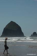 Photo: Cannon (Goonies) Beach, Or, July 2007