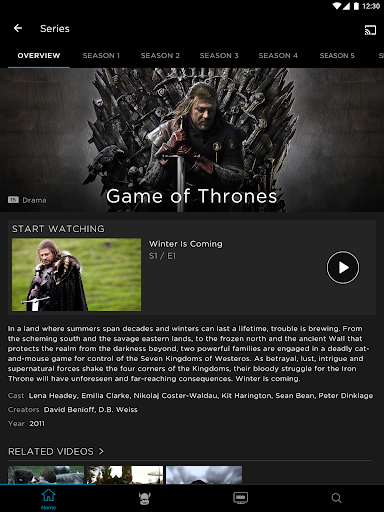 HBO 3.0.4 screenshots 6