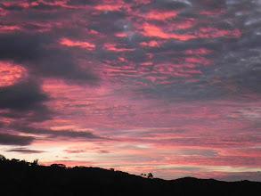 Photo: Beautiful Savusavu Sun Rise