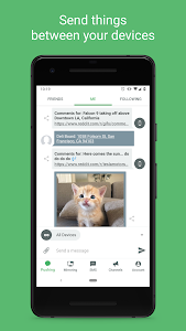Pushbullet - SMS on PC and more 18 2 20 (Final) (Pro) APK for Android