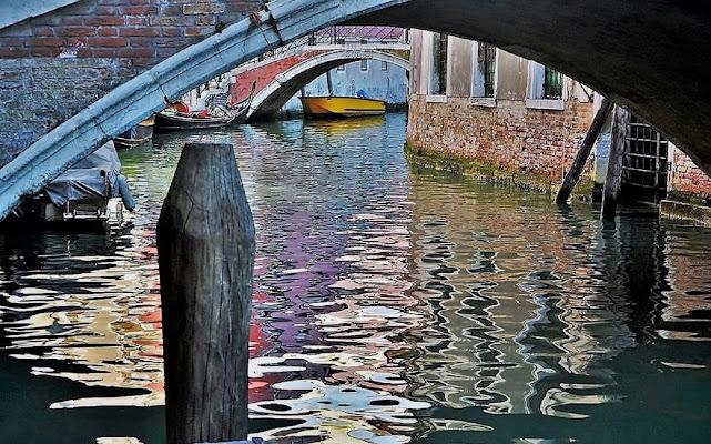 Sotto i ponti in cerca di riflessi di ely50