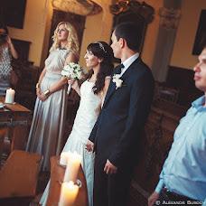 Wedding photographer Aleksandr Burdov (Burdov). Photo of 18.08.2014