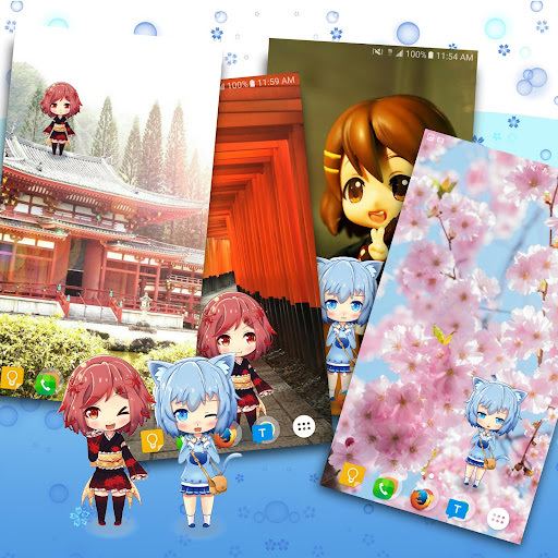 Download 9 Anime Videos: Download Lively Anime Live Wallpaper Google Play Softwares