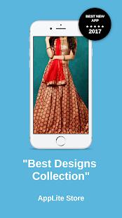 Sarees Designs Idea 2017-18 - náhled