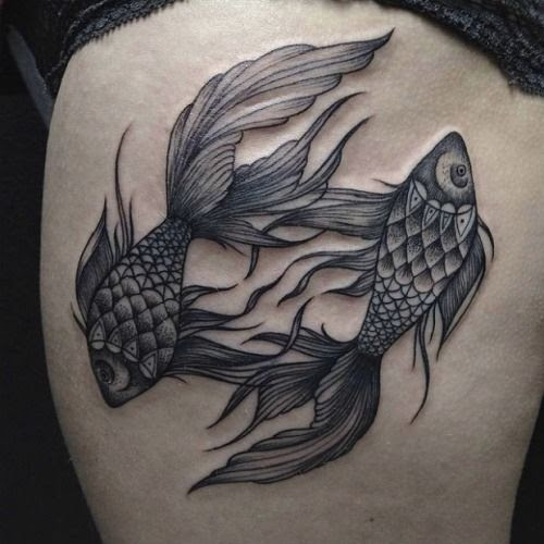 Best Fish Tattoos designs ideas