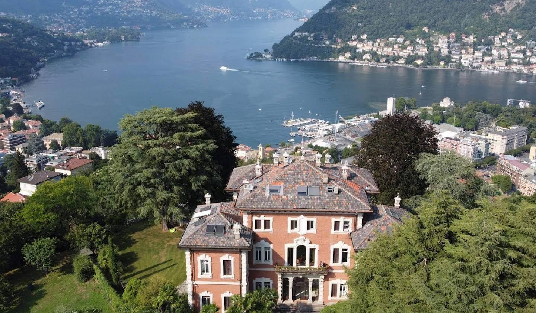 Appartement avec terrasse Como