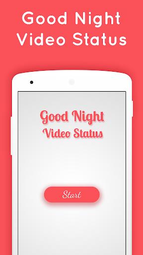 Good Night Video Status 2.0 screenshots 1