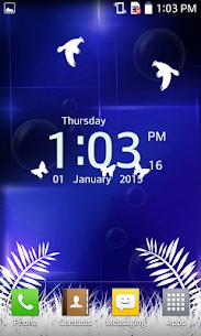 Photo Clock Live Wallpaper 6