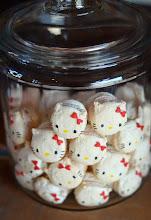 Photo: hello kitty macarons  #hellokitty  #sweet  #macarons