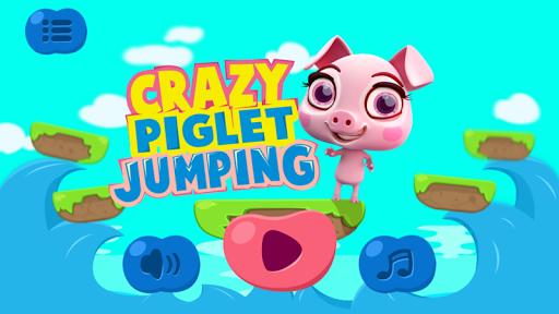 子豚 ジャンプ ゲーム