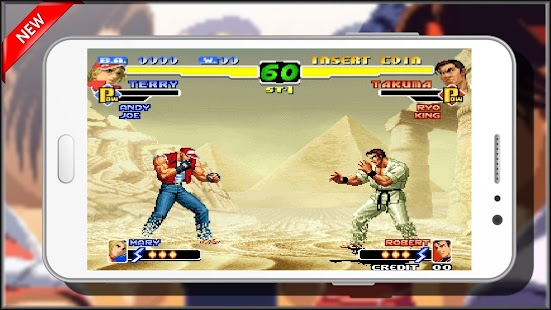 Guide King Of Fighter 2000 - náhled