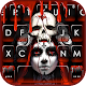 Bloody Creepy Lady Keyboard Theme for PC-Windows 7,8,10 and Mac