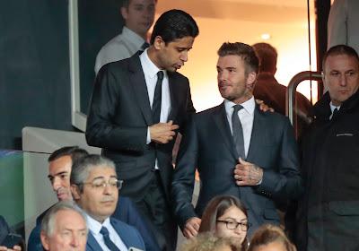 David Beckham veut transférer du lourd pour son Inter de Miami
